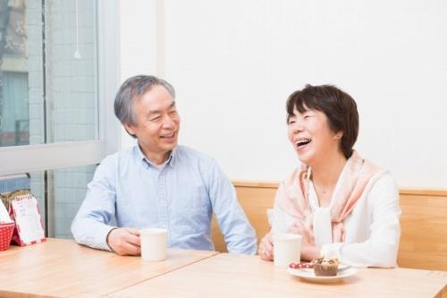 社長夫婦のイメージ写真