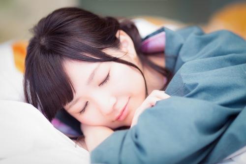 睡眠時間の確保