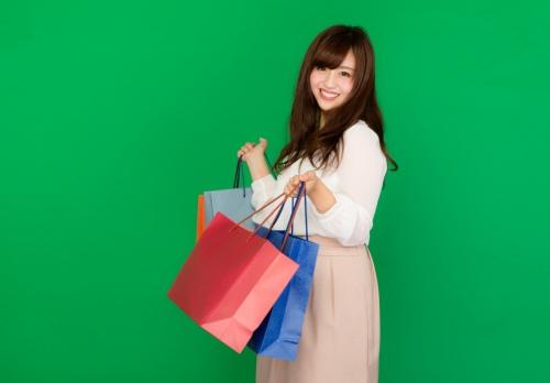 ショッピング 大量の買い物